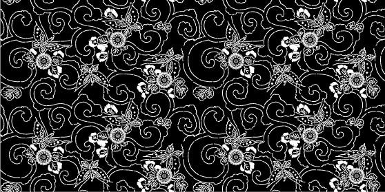 Vektor traditionellen Gekachelte Hintergründe Material-8
