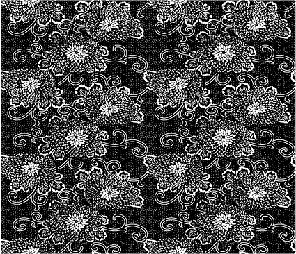 Vector fondo en mosaico tradicional material-20