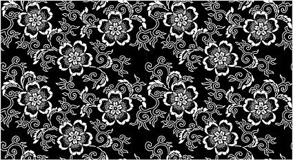 Vektor traditionellen Gekachelte Hintergründe Material-43