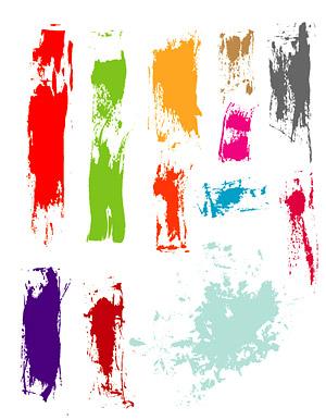 Marcas de tinta prático