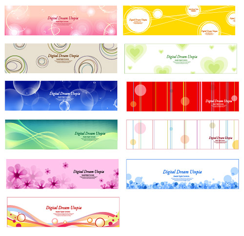 Fashion pattern BANNER Base Map-10
