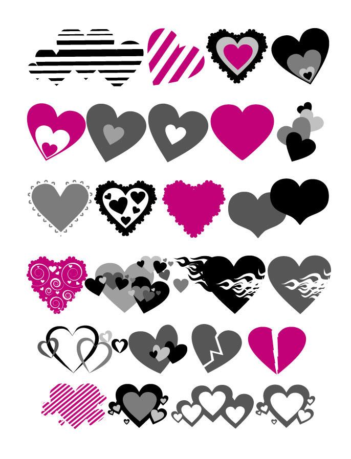 Все виды сердца