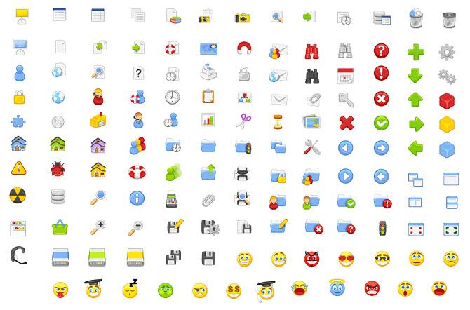 Значок Iconbase эскиз