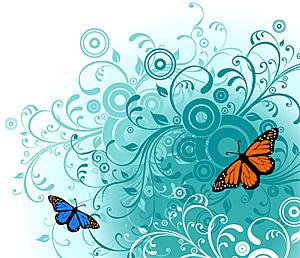 ناقل الفراشة