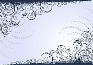 ベクトル線パターン