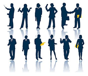 tokoh-tokoh bisnis dalam gambar