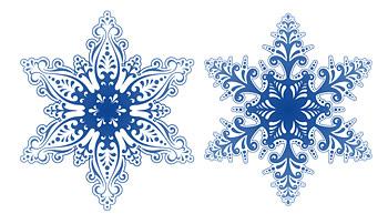 snowflakes สวยงาม vector วัสดุ