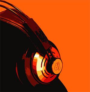 Vector material headphones