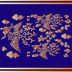 Clásicos chino planes auspiciosos de Phoenix