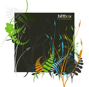 Vektor tanaman dalam gambar