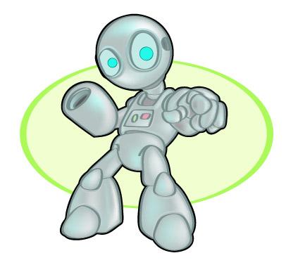 หุ่นยนต์เวกเตอร์