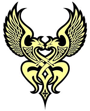 Logo de plans continental rotin eagle