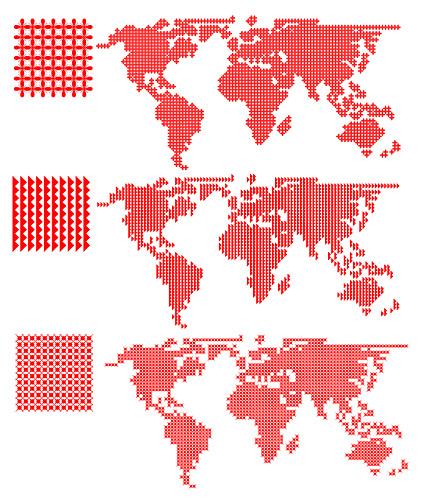 Mapa del vector