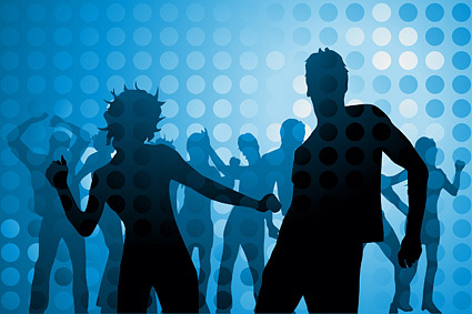 ディスコのダンス