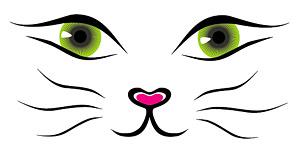 ใบหน้าแมว