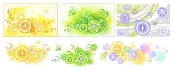 Logotipo color animado