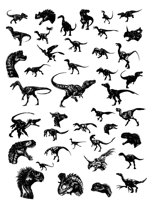 Ère des dinosaures
