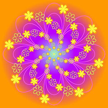 Tendance mignonnes petites fleurs