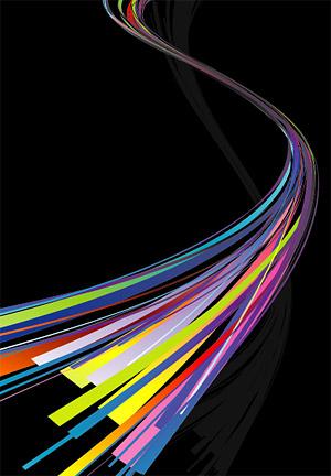 심포니 다채로운 라인