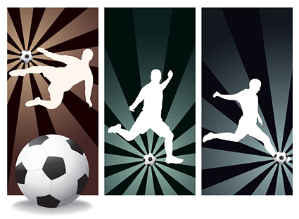 ตัวเลขฟุตบอลในรูปภาพ