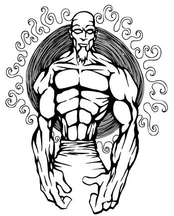Idosos músculo