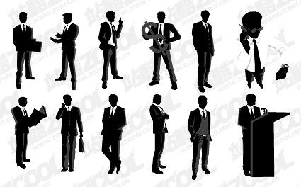 男性のマネージャー