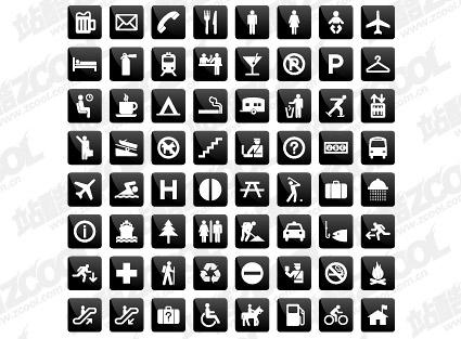 Instrucciones comunes viven vector icono