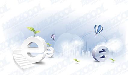 Ilustración vectorial comercial