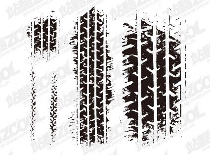 Вектор марок шин