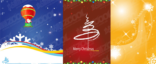 クリスマス関連材料