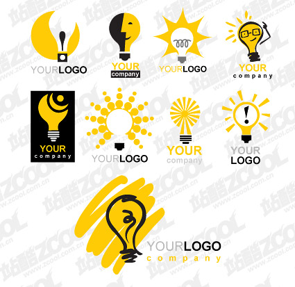 The theme of light vector