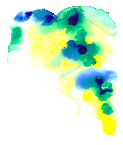 До краски акварельные картины материал-005