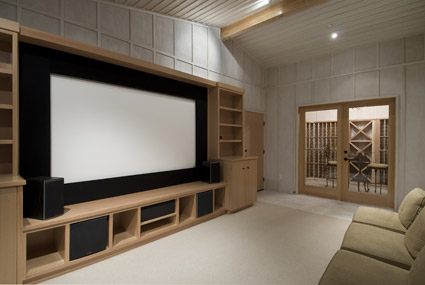 Einfache Weise Stil Wohnzimmer-Bildmaterial