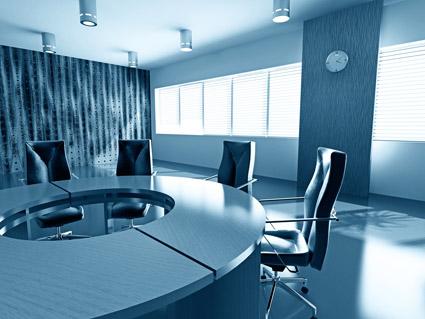 モダンなファッション会議室写真素材-2