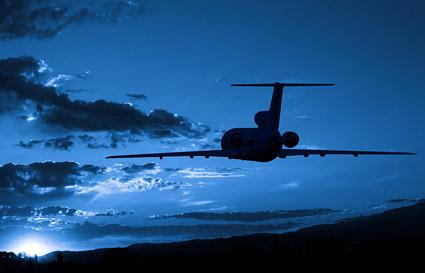บินเครื่องบินภาพวัสดุ-2