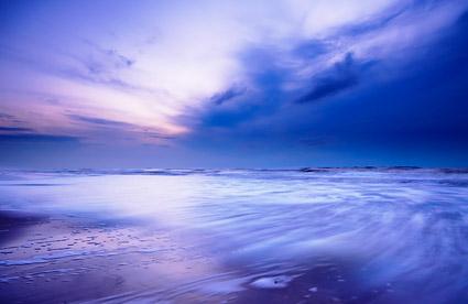 La mer au crépuscule image matériel-4