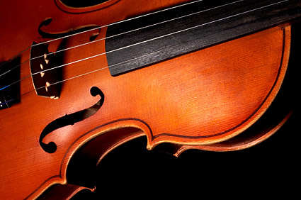 Violine Featured Bildmaterial