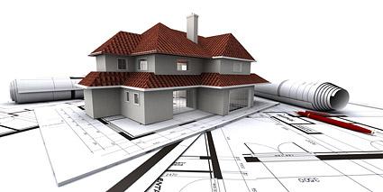 Edificios en 3D y la planta -5