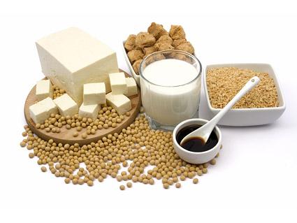 大豆の品質画像素材