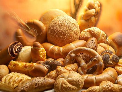 Brot-Qualität-Bildmaterial