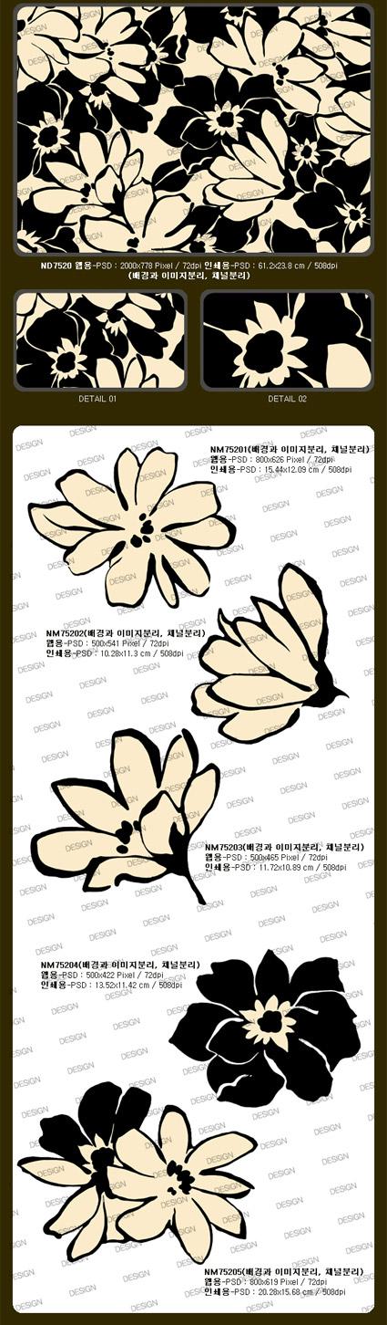 Patrones de moda coreana magnífico serie 14