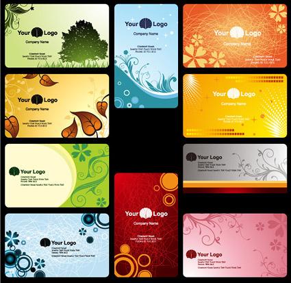 カード型パターン ベクトル