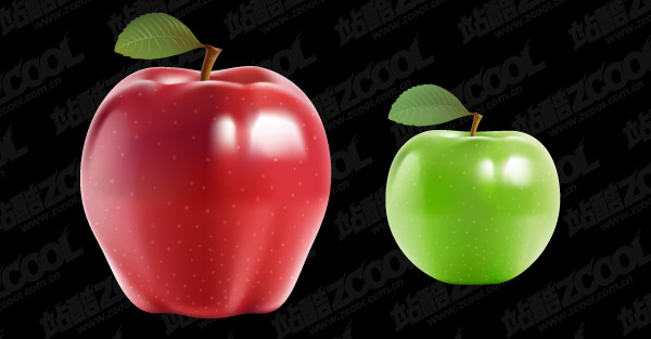 Vector de Apple