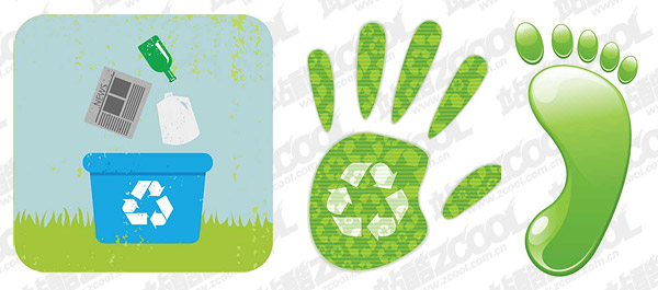 環境保護材