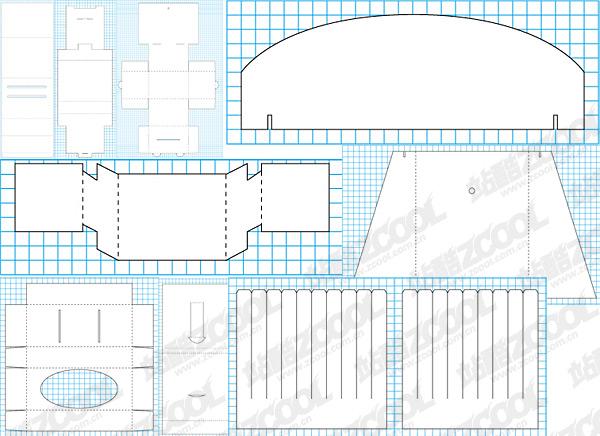 paragraphe classique Daomo vecteur packaging material-5