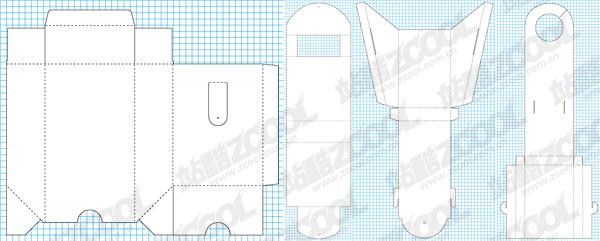 paragraphe classique Daomo vecteur packaging material-6