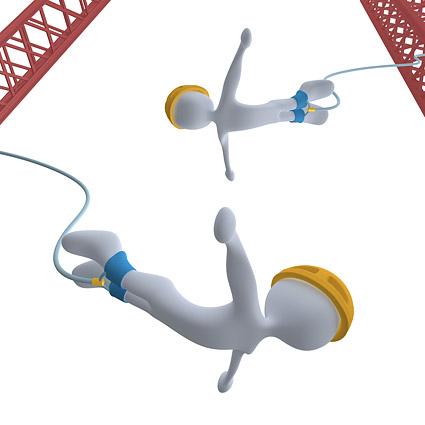 3D jugar poco bungee imagen material-2