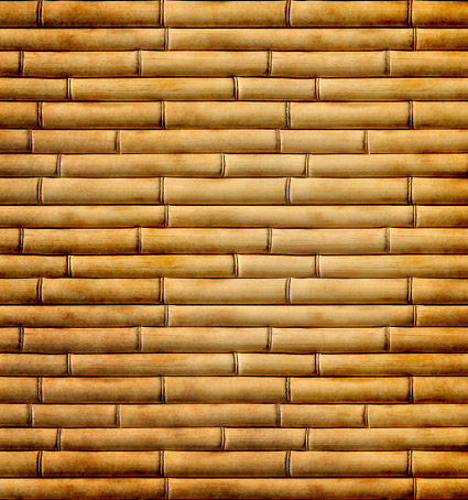 乾燥の竹の背景の画像素材