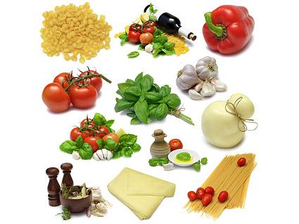 植物性食品画像素材
