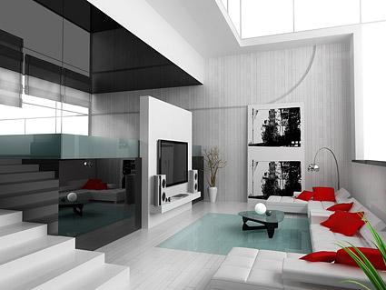 Bela foto interiores lar material-8.